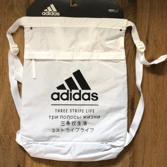adidas Amplifier Blocked sackpack 3e432a44f62df